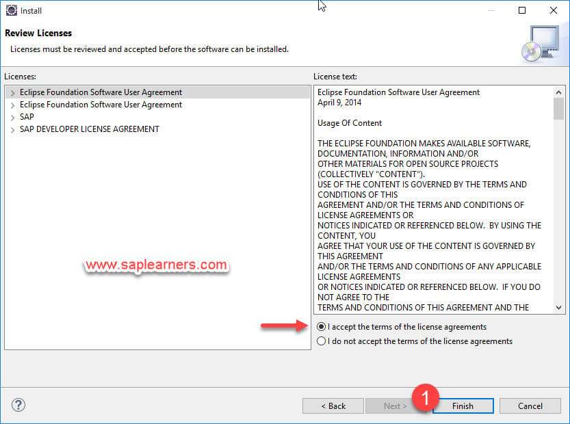 ABAP in Cloud project Step4